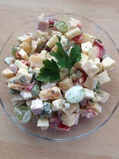 Bunter Käsesalat (Rezept mit Bild) von tinara | Chefkoch.de