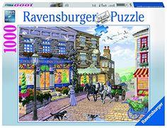 $16.00 Ravensburger The Wedding Shop Jigsaw Puzzle (1000 Piece) - http://freebiefresh.com/ravensburger-the-wedding-shop-jigsaw-puzzle-review/