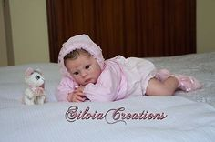 """New Release Reborn Baby Doll Kit Claire By Ann Timmerman@22""""@Body Included 5 • EUR 79,63"""