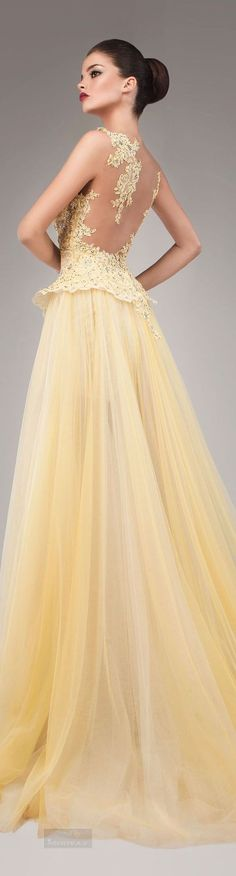 "Hanna Toumajean f/w 2014-2015 Pin by Debbie Orcutt on ""I've got your back"" | Pinterest)  Color Custard"