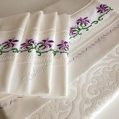 Kanaviçe Cross-stitch assessment pike team White& nobility is just like the original For ordering and information please . Cross Stitch Embroidery, Hand Embroidery, Cross Stitch Patterns, Designer Bed Sheets, Thread Organization, Stitch Crochet, Walnut Shell, Crochet Borders, Home Textile
