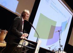 Inaugurando el Festival de la Innovación 'Climate KIC'