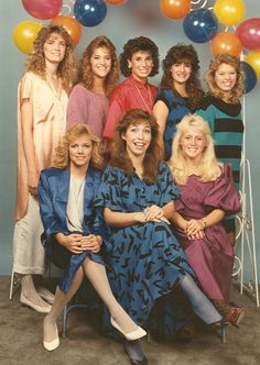 La folie des années 1980 en photos