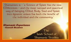 The Irish School of Shamanic Studies www.irishshamanschool.ie Save Save