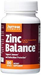 Jarrow Formulas Zinc Balance 15 mg, Supports Immune and Antioxidant Protection, 100 Caps - Health Central Products Directory Zinc Supplements, Supplements For Women, Weight Loss Supplements, Best Zinc Supplement, Zinc Capsules, Phytic Acid, Folic Acid, Chewable Vitamins