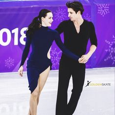 """""""I hope every kid feels the sense of limitlessness we've been able to""""- Tessa Virtue And Moir, Tessa Virtue Scott Moir, Ice Skating, Figure Skating, Tessa And Scott, Ice Dance, Olympians, Leotards, Athlete"""