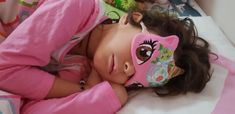 Items similar to Unicorn sleep mask, Unicorn Party Favors, Eye Mask on Etsy Sleep Glasses, Gifts For Family, Gifts For Her, Girls With Glasses, Polar Fleece, Sleep Mask, Unicorn Party, Spa Day, Gift For Lover