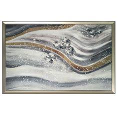 高档纯手工立体实物画油画创意抽象艺术挂画个性装饰画竖幅可订制-淘宝网