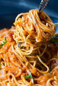 noodles con almendra