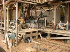 Steve Pettit - Sawmill