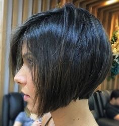 Angled Bob Hairstyles, Inverted Bob Hairstyles, Short Bob Haircuts, Hairstyles Haircuts, Medium Hairstyles, Braided Hairstyles, Wedding Hairstyles, Layered Haircuts, Middle Part Hairstyles