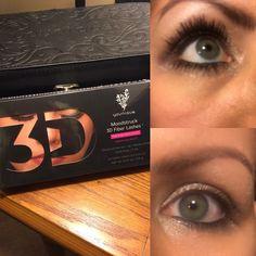 3D fiber lash mascara + I will never use another mascara again!!! www.youniqueproducts.com/sheenakillian