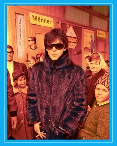 Alpine Paul - during the filming of HELP! in Austria, 1965