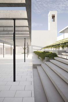 Gallery of Padre Rubinos / Elsa Urquijo Arquitectos - 11
