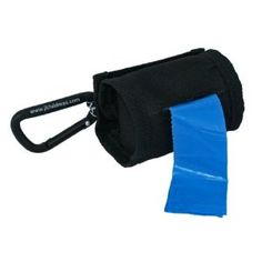JL Childress Bag 'N Bags Nappy Bag Dispenser (Black)