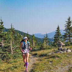 Sunday Run Day! Adriana Wild... #trailrunningcanada #canadianrunning #trailrunning #runsteepgethigh #dirtbagrunners