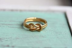 want this sailor knot ring