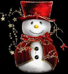 Immagini Pupazzi di Neve
