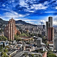 """En La Macarena para by Visit Colombia, Culture Travel, Our World, Beautiful Landscapes, San Francisco Skyline, Places To See, New York Skyline, Cities, Social Media"