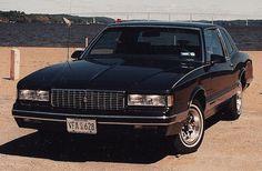 86 Chevy Monte Carlo LS