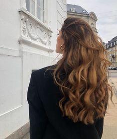 Hair Inspo, Hair Inspiration, Long Brown Hair, Brunette Hair, Long Brunette, Pretty Hairstyles, Latest Hairstyles, Braided Hairstyles, Casual Hairstyles