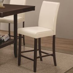 Coaster Fattori Upholstered Counter Height Chair - Coaster Fine Furniture