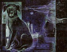 Susan Seddon Boulet - Animal Spirits, Dog 1983