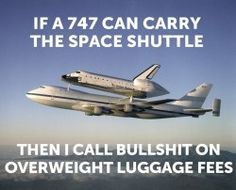 #excess baggage
