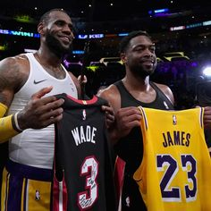 70c2efc07505 Dwyane Wade s Jersey Swaps Created Epic Moments This NBA Season