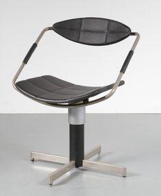 Steiner lounge chair, 1960s