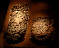 sagebrush sandals found in Fort Rock cave in Oregon - 10,000 years older than Areni-1 shoe