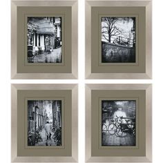 Amsterdam Walk by Sikes Framed Graphic Art