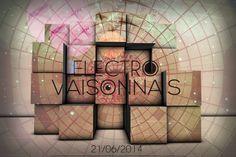 "Made for the Music Fest ""Electro Vaisonnais"""