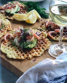 Good Food, Yummy Food, Swedish Recipes, Recipes From Heaven, Vegan Foods, Wine Recipes, Food Hacks, Food Inspiration, Halloumi