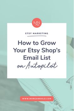 Email is a shrewd choice when it comes to marketing your business. If you are considering creating an email marketing Etsy Business, Craft Business, Business Tips, Online Business, Creative Business, Business Planning, Business Articles, Serious Business, Business Opportunities