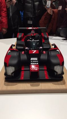 """The car that never was.......Audi's 2017 LMP1 beast!!! #Servus"""