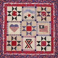 Free Quilt Patterns: Free Patriotic Quilt Patterns