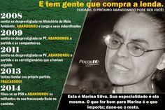 HELLBLOG: MARINA MELANCIA, AFILHADA DO LULA.