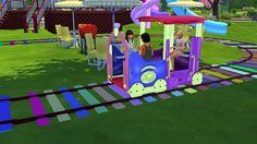 sims 4 kids playground item and kids toys