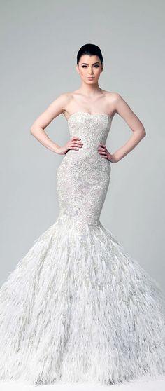 Rani Zakhem Bridal SS 2915| #justjune