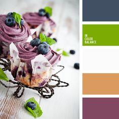 azul arándano, azul tejano, color arándano, color cobre, color lila, coral, lila sonrosado, paleta de colores para una boda, púrpura rosado, rojo coral, selección de colores.