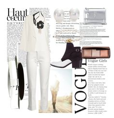 """White Not?"" by muhammadtanim ❤ liked on Polyvore featuring Anja, Madara, Joseph, A.L.C., Lanvin, Vanessa Bruno, Alexander Wang, Tiffany & Co., Mikimoto and Marni"