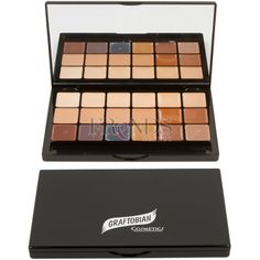Graftobian Super Palette Neutral