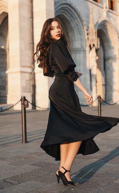 #orovica #shirtdress #lbd 21st Dresses, Shirtdress, Every Woman, Lbd, Formal, Black, Women, Style, Fashion