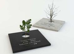 Johan Kauppi is a Swedish designer who is attempting to make graveyards greener with his unique gravestones. Dubbed 'Luohkkas,' these gravestones contain a hole big enough to plant a small tree in.