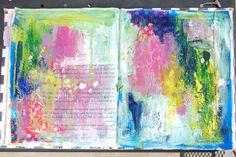 In progress page - Little Bird by Mypeacetree on Flickr