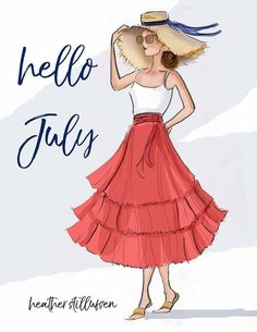 Days And Months, Months In A Year, Summer Months, Summer Time, Rose Hill Designs, Neuer Monat, Hello Weekend, And Just Like That, New Month
