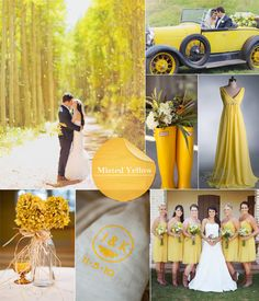 Top 10 Fall Wedding Colors for Bridesmaid Dresses 2014