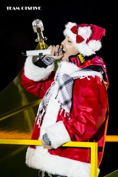 G-Dragon ♕ #BIGBANG // Merry Christmas VIP
