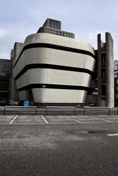 land locked - Norrish Library - Portsmouth - uk by hoy:mp, via Flickr